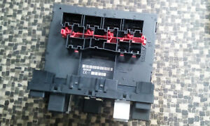 Steuergeraet-Bordnetzsteuergeraet-Audi-A3-8P-Sportback-Bj-08-8P0907279N-539
