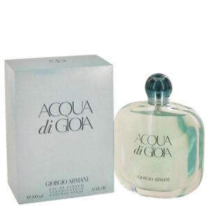 Acqua Di Gioia By Giorgio Armani 100ml Edps Womens Perfume Ebay
