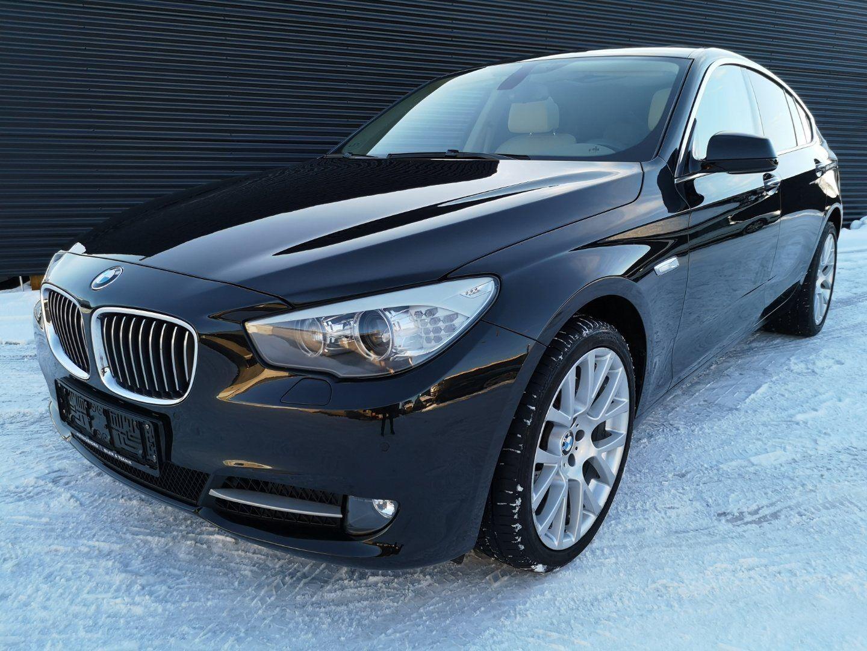 BMW 535i 3,0 Gran Turismo aut. 5d