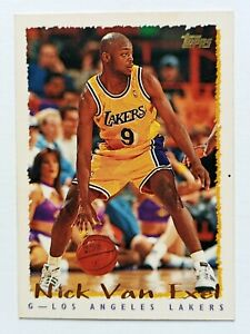 Nick-Van-Exel-223-Rookie-Card-RC-Topps-1995