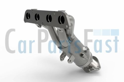 3ZZFE engine TY6053T Catalytic Converter TOYOTA AVENSIS 1.6i VVTi 4//03-11//08