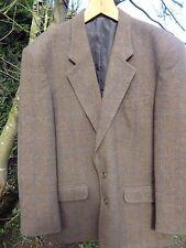 "Mens jacket formal CLASSICS DEBENHAMS 42"" BLAZER  tweed"