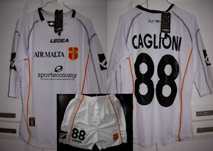 MAGLIA-MESSINA-NR-88-CAGLIONI-NO-MATCH-WORN-NO-LEXTRA-UDINESE-MESSINA-SHORT-XL