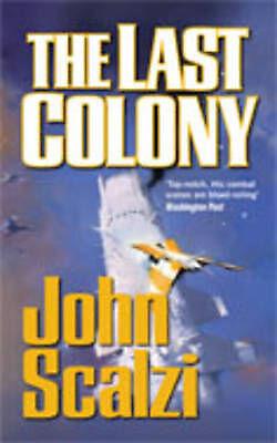 The Last Colony-ExLibrary