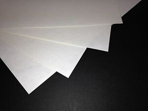 White-Parchment-Effect-Card-For-Craft-amp-Inkjet-Printers-40-A4-Sheets-150gsm