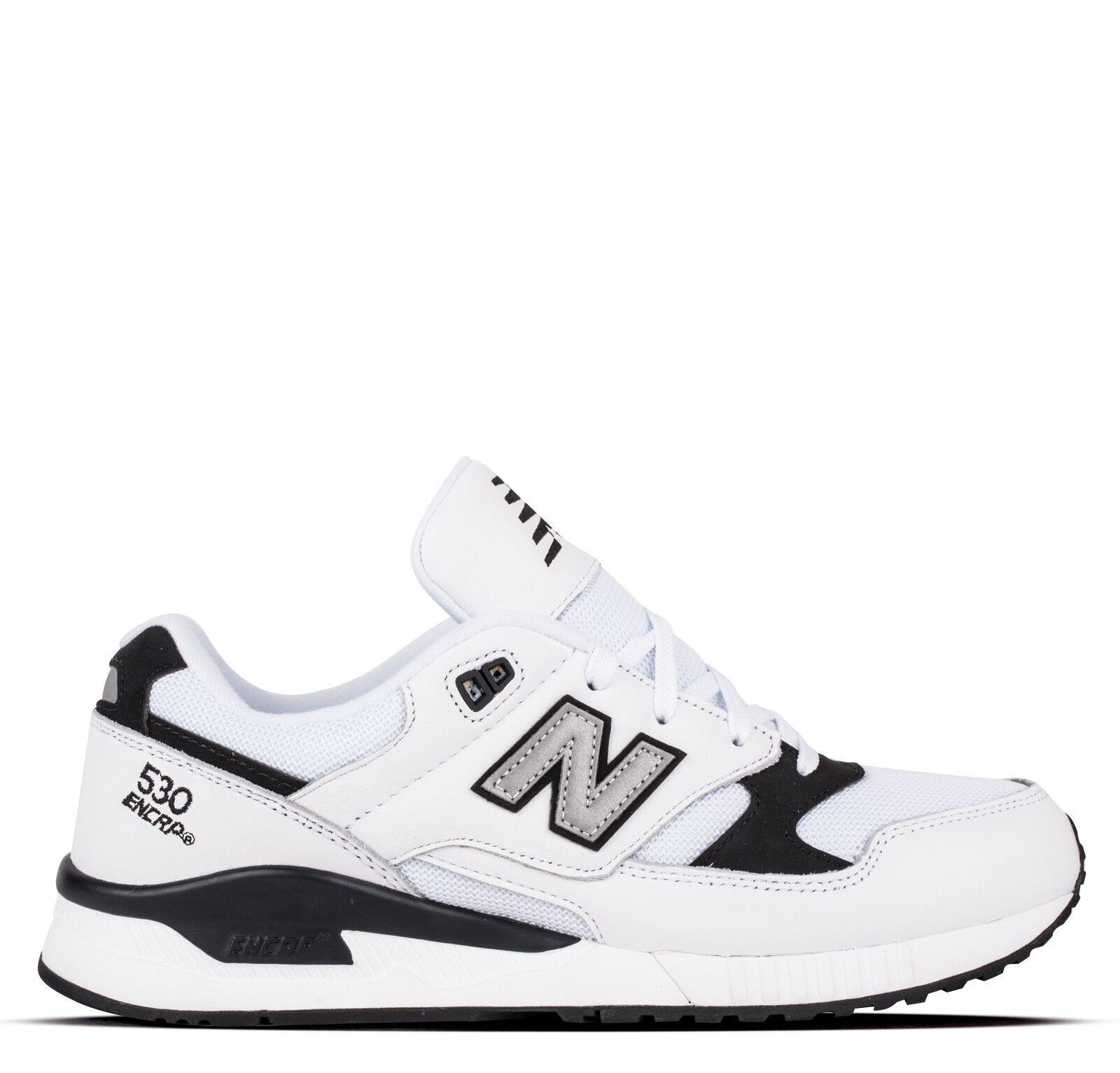 Nuevo En Caja Para Hombre New Balance años Cuero 311 Retro M530LGA Zapatos  311 Cuero 2018 whblk b71dac