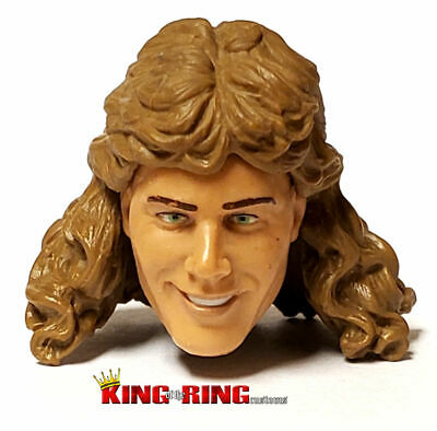 WWE Mattel Elite SHAWN MICHAELS Wrestling Figure HEAD Custom Fodder ROCKERS HBK