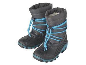 Z1) Lupilu Boys Blink Winter Boots