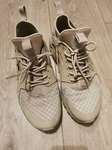 puenting Dar derechos tubo  Nike huaraches entrenadores Señoras Tamaño 6 zapatos Reino Unido Beige  Mostaza | eBay