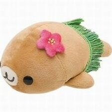 Mame Goma In Paradise Plush Doll Kongari Goma San-X New From Japan F/S Cute!