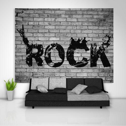 Rocking Music Wandteppich Kunst Wandbehang Tisch Bettdecke Wohnkultur