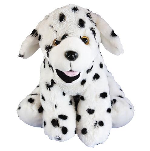 Teddy Mou Cuddly Soft 16 inch Stuffed Dalmatian...We stuff /'em...you love /'em!