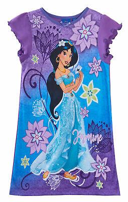 Bello Disney Aladdin Jasmine Carattere Camicia Da Notte Pigiama Camicia Da Notte Bambini Pjs-mostra Il Titolo Originale