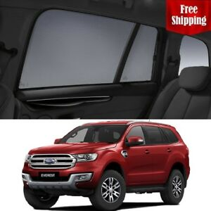 FORD-Everest-2015-2019-Trend-UA-Magnetic-Car-Window-Shade-Sun-Shade-Blind