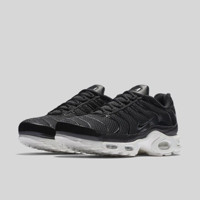 Nike Air Max Plus BR TN Breeze Black Summit White Men Shoes SNEAKERS 898014 001 11