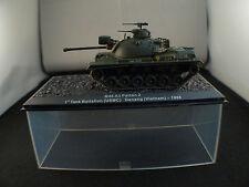 Kiosque Tank M48 A3 Patton 2 Danang Vietnam 1968 1/72 neufBoxed / boîte