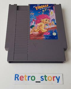 Nintendo NES - The Trolls In Crazyland - PAL - NOE