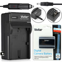 Lp-e6 Battery Charger For Canon Eos 6d 60d 7d 70d 80d 5d Mark Ii Iii Dslr Camera