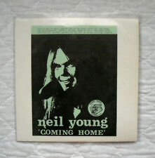Neil Young Coming Home lp,RARE,RECORDED *LIVE* 01/28 & 29, '73 SCOPE, VA.,EX. C!