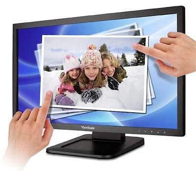 "ViewSonic TD2220-2 (22"") LED Display 1000:1 200cd/m2 1920 x 1080 5ms (Black)"
