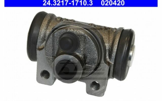 ATE Cilindro de freno rueda RENAULT CLIO LOGAN SANDERO DACIA 24.3217-1710.3