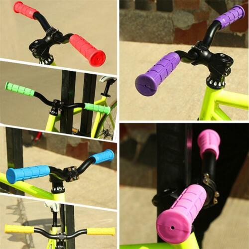 Rubber Bicycle Cycling Handlebar Grips For Fixed Gear;MTB;BMX;Mountain Bike