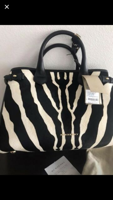 burberry handbag authentic new