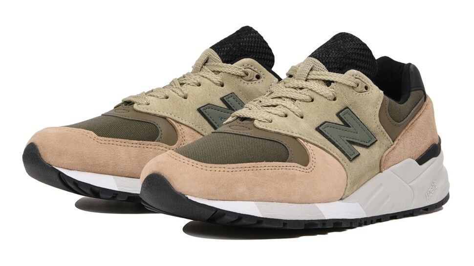 New Balance 999 Made In USA Light Beige Men Lifestyle Sneakers 2019 M999HCC