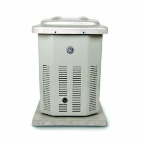 GE by Briggs&Stratton 10kW Standby Generator w/100 Amp Transfer Switch #40340