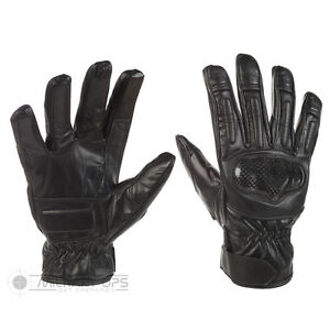 TACTICAL-SPEC-OPS-GLOVES-BLACK-LEATHER-HARD-KNUCKLE-ARMY-AIRSOFT-SECURITY-SIA