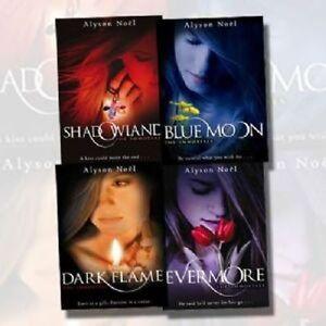 The-Immortals-4-Books-Collection-Set-Alyson-Noel-Dark-F