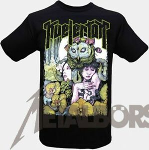 Octopool T Shirt Kvelertak