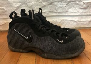 new style 3b61e d1cd8 Details about Nike Air Foamposite Pro 'Wool Fleece' Size 10 Men's Gray