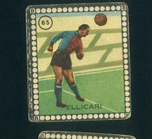 Figurina-Stadio-ed-BEA-1948-49-N-65-Pellicari-Genoa-Ottima