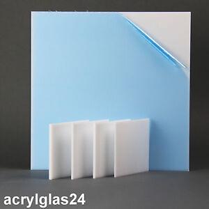 Plexiglas Milchglas 30 48 M Je Dicke Acrylglas Opal 30