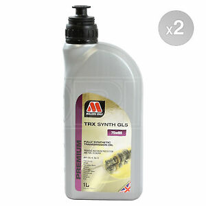 Millers-Oils-TRX-75w-80-75w80-GL5-Fully-Synthetic-Transmission-Oil-2-Litres