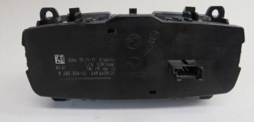 GENUINE BMW d/'occasion Phare Interrupteur De Contrôle 9265304 pour Série 1 F20 F21 #OR
