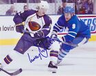 TOBIAS ENSTROM Signed ATLANTA THRASHERS 8X10 photo w/COA #2