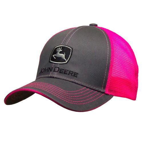 987c10bf28abc Nwt john deere i heart love trucker hat pink baseball cap jpg 500x500 Trucker  hat nwt