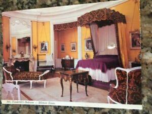 Biltmore Estate Mrs Vanderbilt S Bedroom 1983 Great Condition No Writing Ebay
