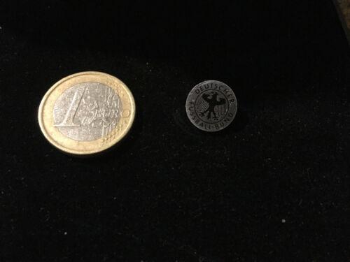 DFB Logo Pin Badge Rund in Silber Deutscher Fussball Bund