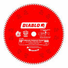 Diablo D12100X 12 in. x 100 Tooth Ultimate Polished Finish Saw Blade