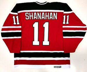 BRENDAN SHANAHAN NEW JERSEY DEVILS CCM VINTAGE JERSEY NEW WITH TAGS ... 172f5c085