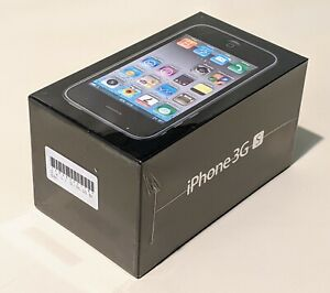 NEW Apple iPhone 3GS, 3rd Generation, Black, 8GB, A 1303 ...