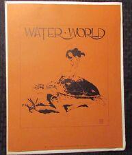 1971 Flash Gordon Heritage Portfolio Reed Cradall Jeff Jones Kaluta 4 Prints VF