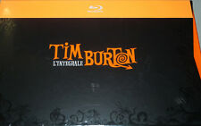 Tim Burton Limited Collection, 18 Blu Ray + DVD Box, Alice Batman, NEU & OVP