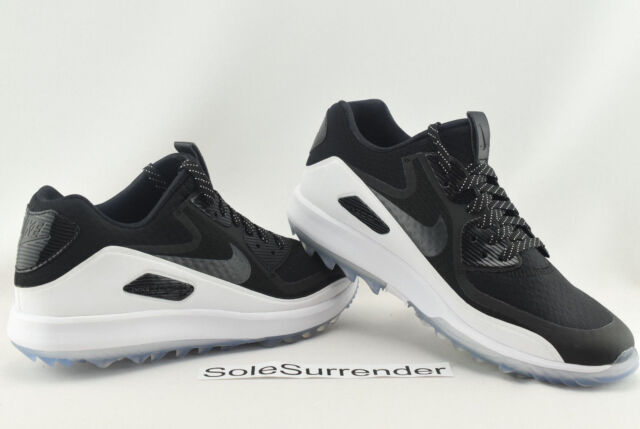 Nike Men s Air Zoom 90 It Golf Shoe - Black white Medium 8 for sale ... c4bff350a