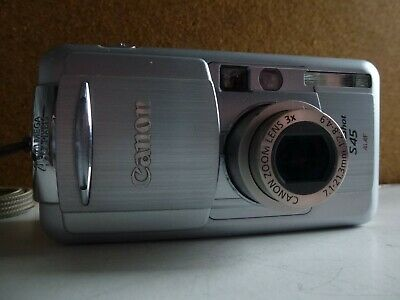 CANON DIGITAL CAMERA POWERSHOT S45 DRIVERS FOR PC
