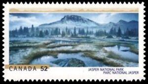 Canada-2224i-JASPAR-NATIONAL-PARK-Brand-New-2007-Die-Cut-Issue