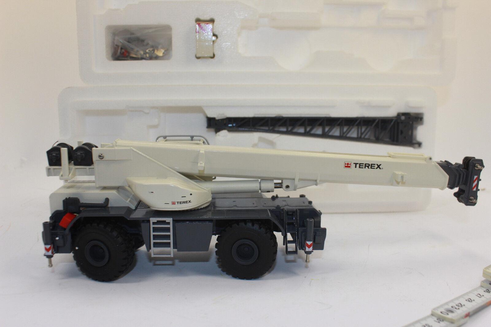 Conrad 2115 TEREX RT 90 Brut Terrain Grue Grue mobile mobile mobile 1:50   Exquis (en) Exécution  5d33f0